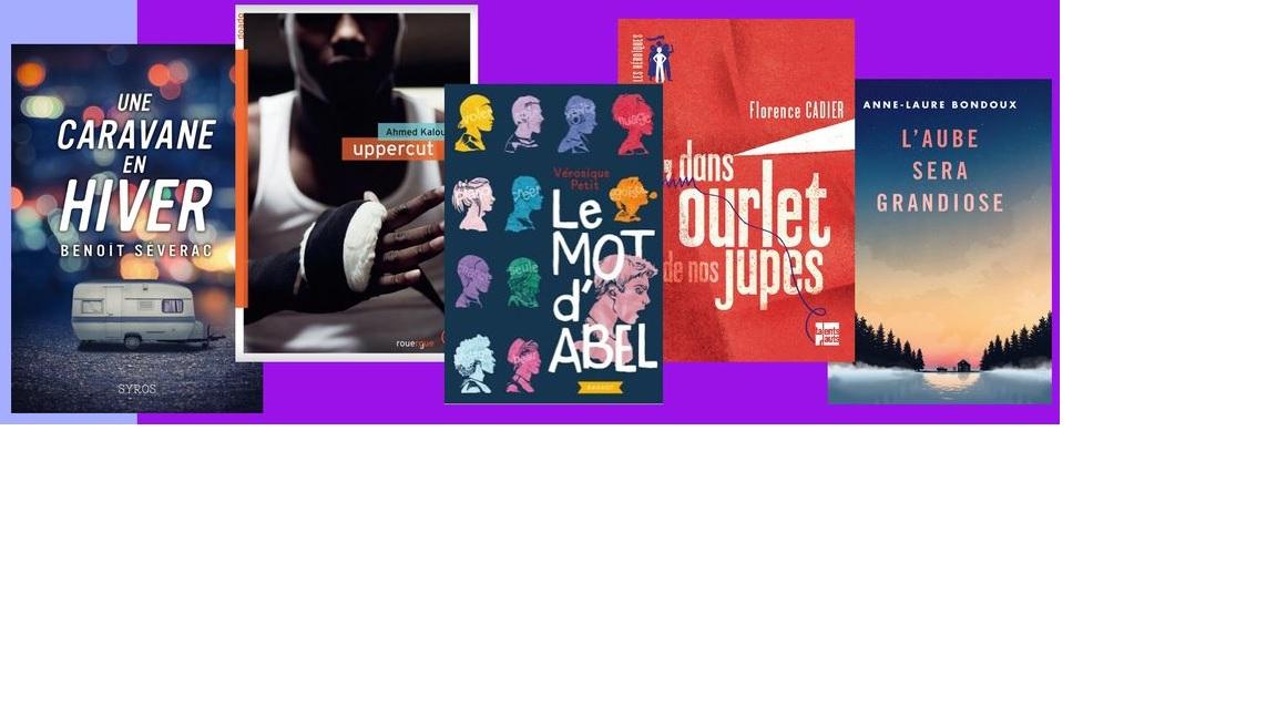 Prix RTS littérature ados 2019 |