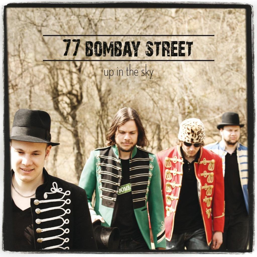 Up in the sky | 77 Bombay Street