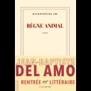 Règne animal : roman | Del Amo, Jean-Baptiste. Auteur