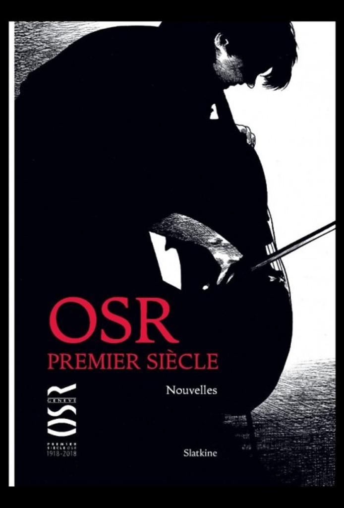 OSR : premier siècle | Barilier, Etienne. Auteur