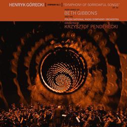"Symphony no. 3 ""Symphony of sorrowful songs"" op. 36 | Gorecki, Henryk (1933 -). Compositeur"