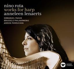 Works for harp | Rota, Nino. Compositeur
