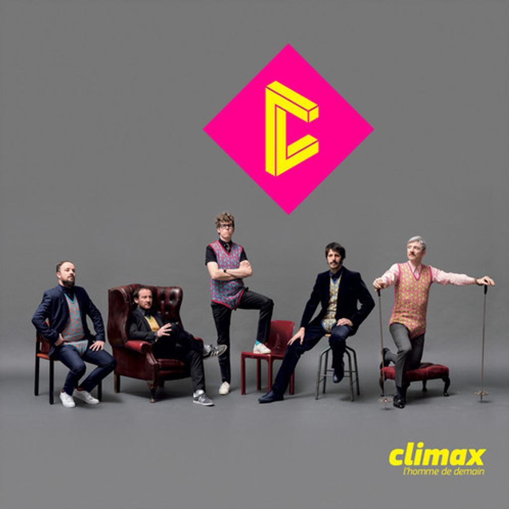 L'homme de demain | Climax