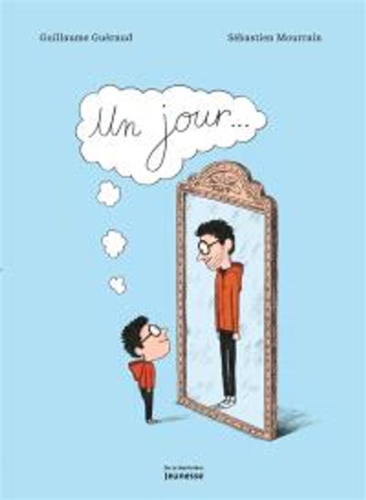 Un jour... | Guéraud, Guillaume. Auteur