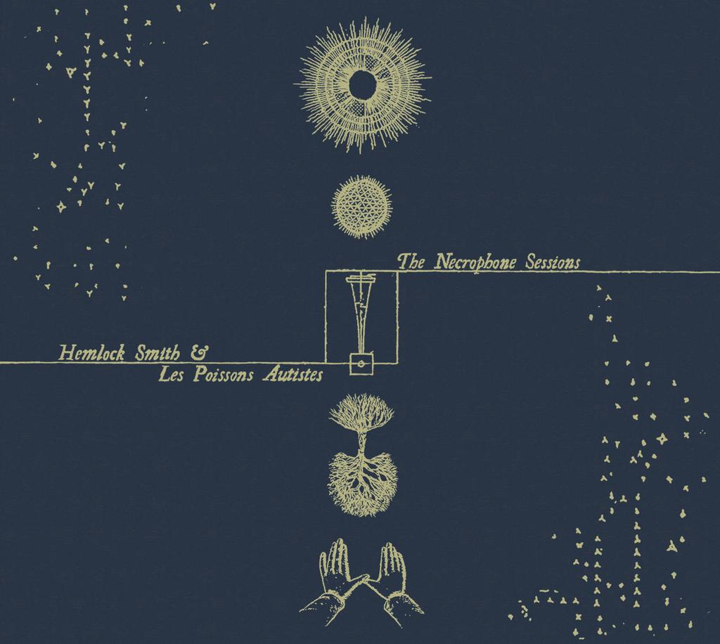 The necrophone sessions | Hemlock Smith