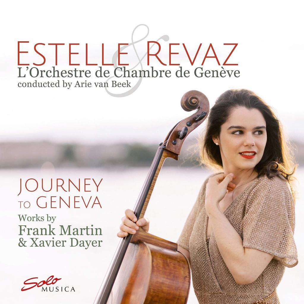 Journey to Geneva : works by Frank Martin & Xavier Dayer | Revaz, Estelle. Interprète