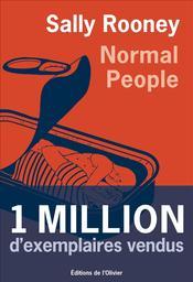 Normal people  | Rooney, Sally . Auteur